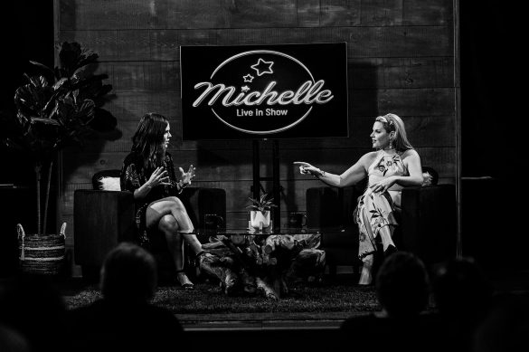 Michelle Live In Show Episode 3: Jamie Scrimgeour And Oliver Matthews